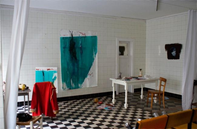 "Klaus Winichner, ""Doris"", Galerie Sandra Bürgel, Berlin (Collaboration with Dritte Rampe Berlin)"