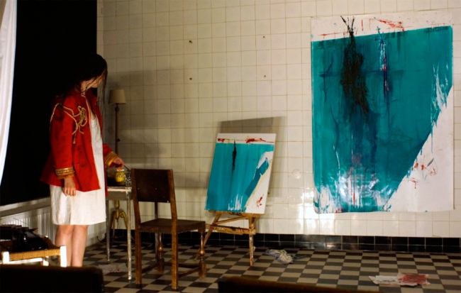 "Klaus Winichner / Jürgen Nafti, ""Doris"", Galerie Sandra Bürgel, Berlin (Collaboration with Dritte Rampe Berlin. Doris: Rahel Schöppenthau)"
