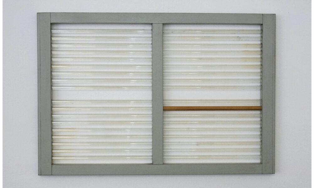 Stahl Stromberg glass window