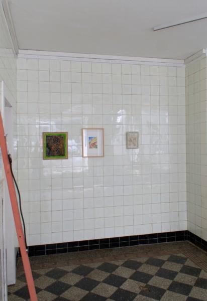 """""""Passive Aggressive"""", Galerie Sandra Bürgel, Berlin 2021 (Philipp Ernst, Lukas Lucius Leichtle, Ragas Umaratih)"""