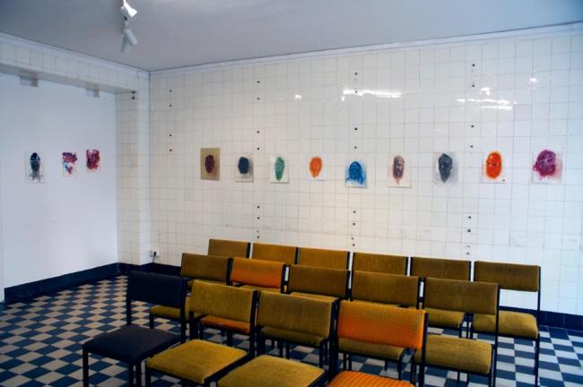 "Klaus Winichner / Jürgen Nafti, ""Doris"", Galerie Sandra Bürgel, Berlin (Collaboration with Dritte Rampe Berlin)"