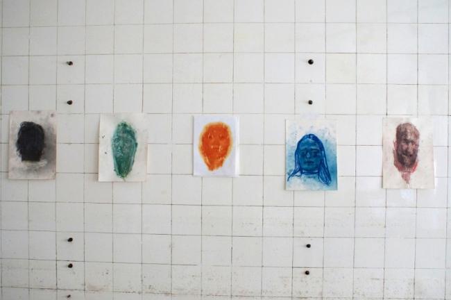 """Klaus Winichner, """"Doris"""", August 14 - September 19 2021, Galerie Sandra Bürgel, Berlin"""