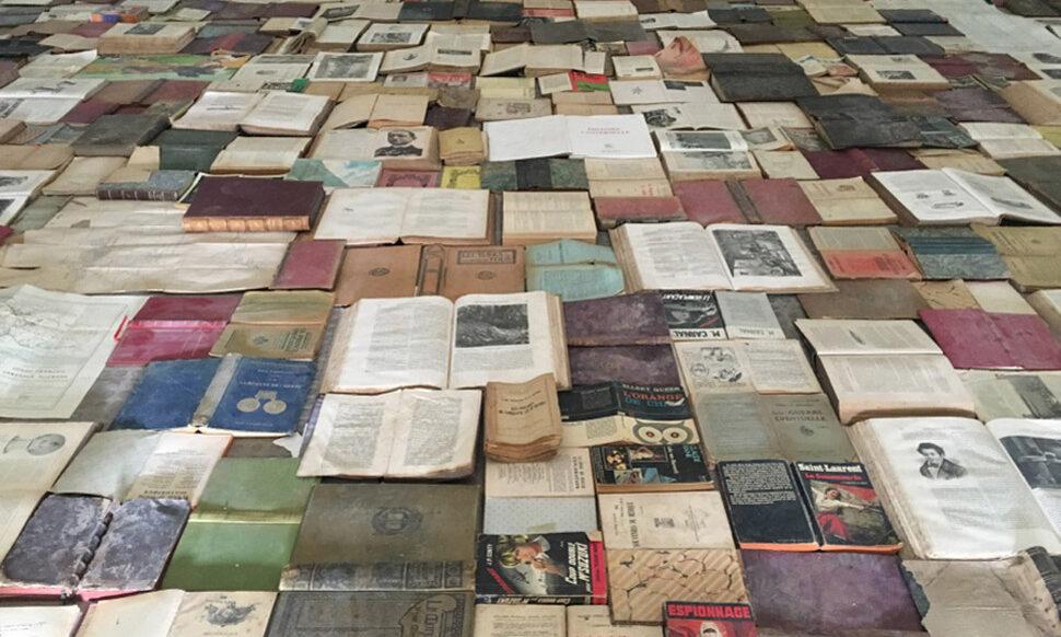 Sandra Hauser books fahrenheit floor