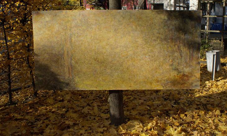 dominik eggermann Herbst autumn painting
