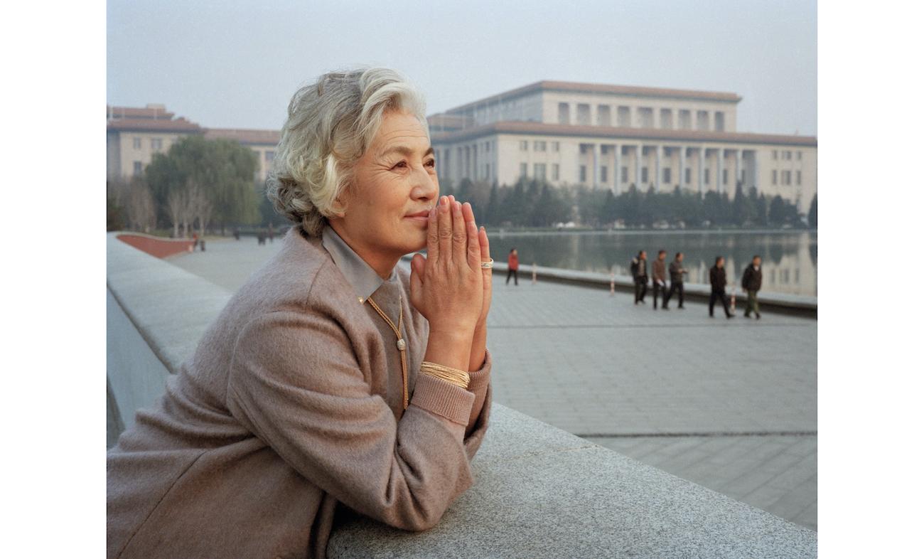 Valerie Stahl von Stromberg MaYanSong Tiananmen