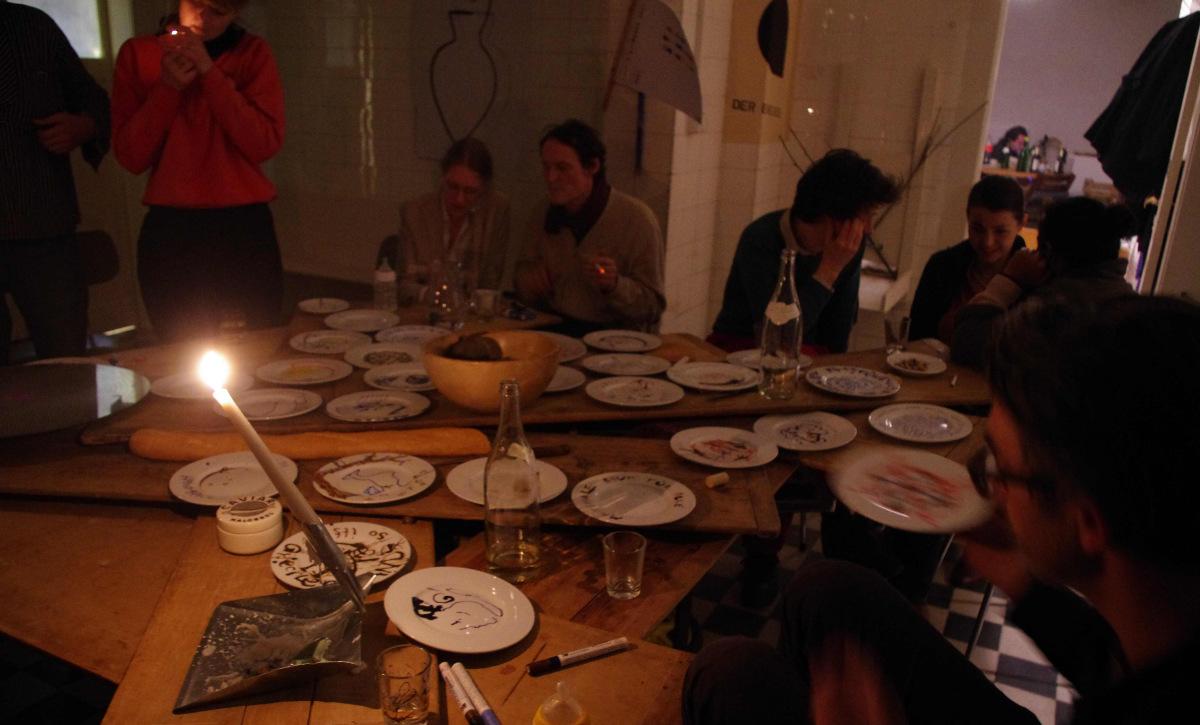 cafe rhode galerie buergel 2013 guests